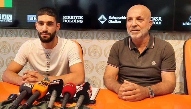 Alanyaspor, Ahmed Ildız ile 3 yıllık sözleşme imzaladı
