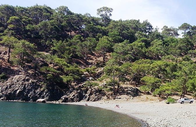 Antalya'nın Cennet Koyu Ankaralı şirkete kiralandı