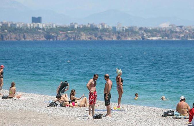 18 Temmuz Pazar Antalya'da hava durumu