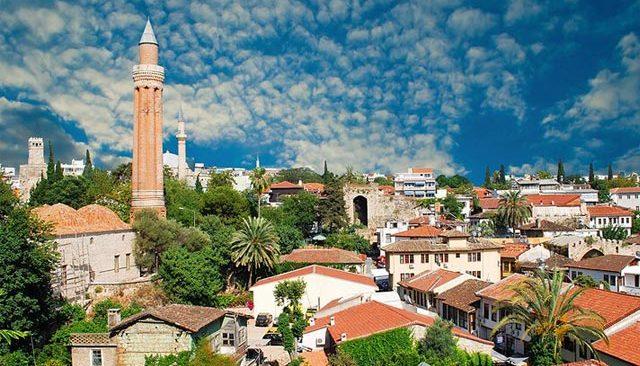 29 Temmuz Perşembe Antalya'da hava durumu...