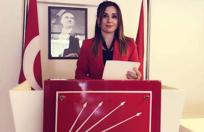CHP'de Derya Arıkan görevinden istifa etti