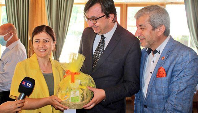 Burdur Gazeteciler Cemiyeti Başkanını seçti!... Kürşat Tuncel güven tazeledi