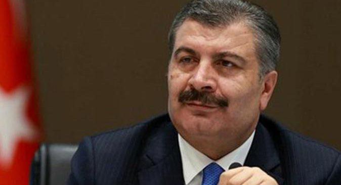 Sağlık Bakanı Fahrettin Koca'dan tedbirden taviz vermeyin uyarısı