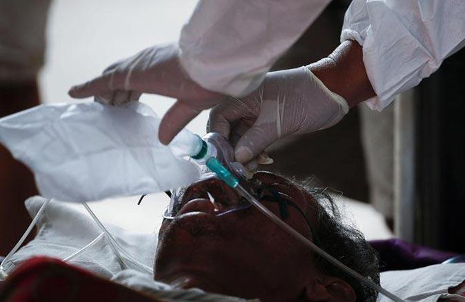 İran'da koronavirüs vaka sayıları arttı, hastanelerde yer kalmadı
