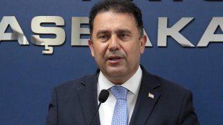 KKTC Başbakanı Saner: Manavgat'taki yangınla ilgili üzerimize düşen ne varsa yapmaya hazırız