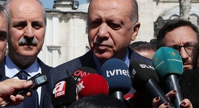 Son dakika...  Cumhurbaşkanı Erdoğan'dan Kurban Bayramı tatiliyle ilgili açıklama