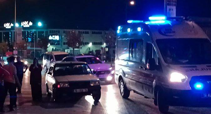 Bursa'da talihsiz kaza! Kaçarken aracın altında kaldı