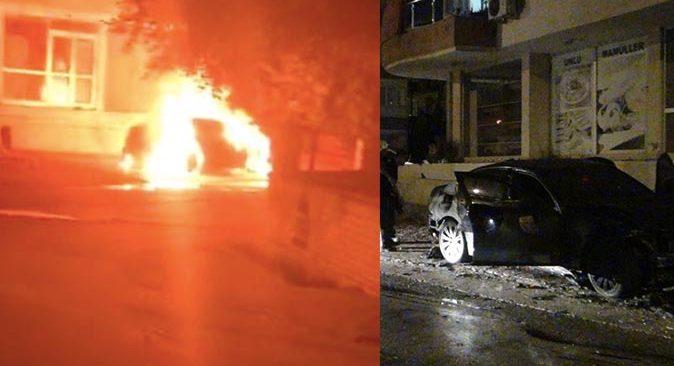 Antalya'da patlama sesi vatandaşları sokağa döktü