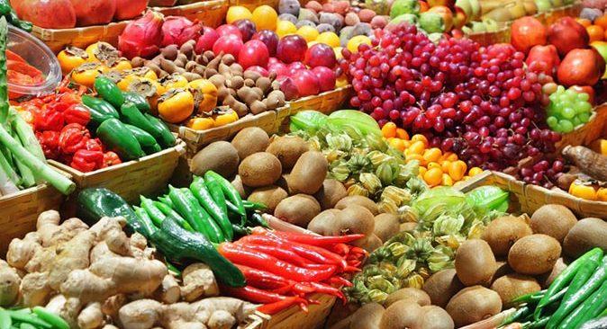 Meyve sebzenin yarısı çöpe gidiyor