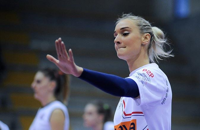 Slovak yıldız Miroslava Kijakova Muratpaşa'da