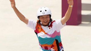 13 yaşındaki Momiji Nishiya'dan olimpiyat rekoru