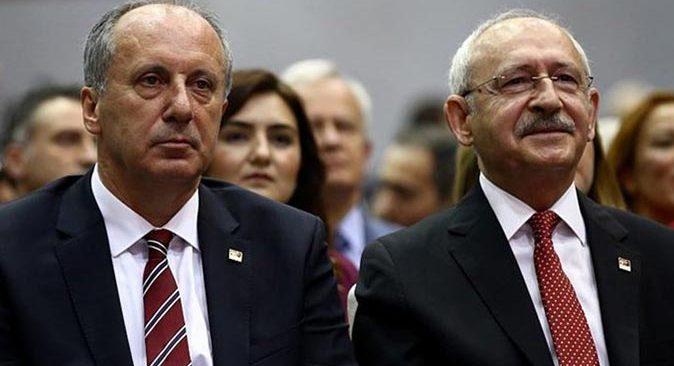Muharrem İnce'den Kemal Kılıçdaroğlu'na sert sözler