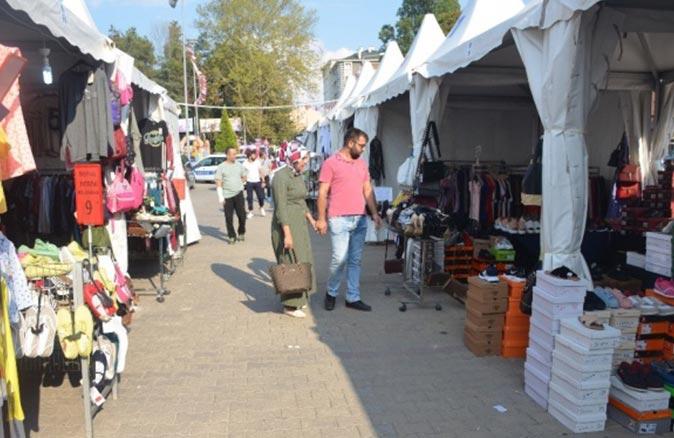 Başkan Osman Sert'ten alışverişleri yerel işletmelerden yapın çağrısı