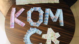 Antalya'da binlerce lira sahte para ele geçirildi