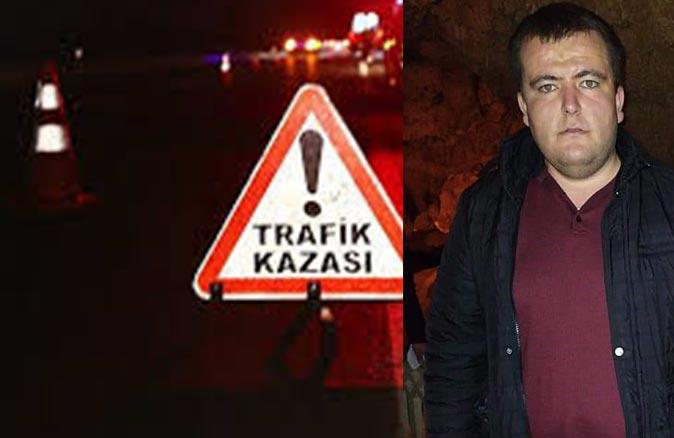 Turan Aytekin motosiklet kazasında hayatını kaybetti