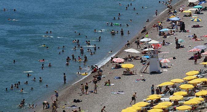 Antalya'da koronavirüs vaka sayıları yükseldi