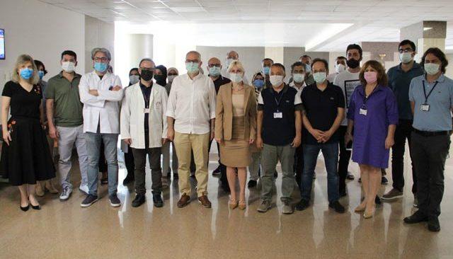 Antalya'da 6 hasta, çapraz böbrek nakliyle hayata tutundu