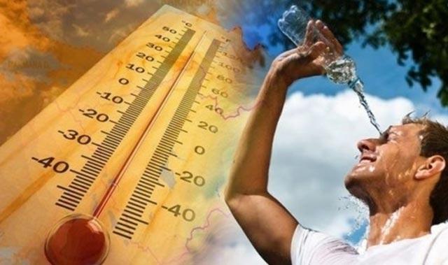14 Temmuz Çarşamba Antalya'da hava durumu! Mümkünse dışarı çıkmayın!