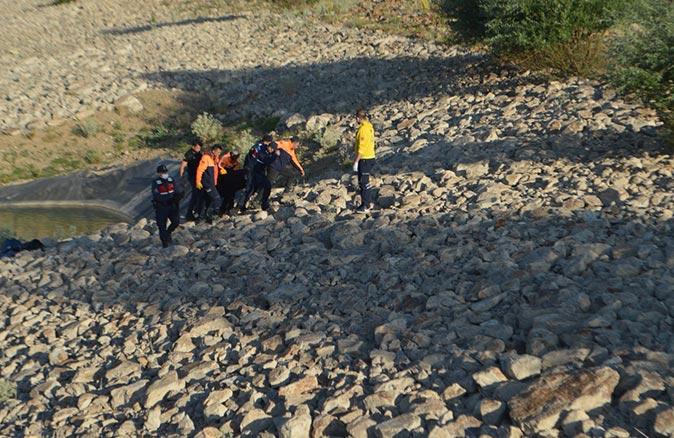 Afyonkarahisar'da aranan Hamza Örnek ve Muhammet Can Örnek'in cansız bedeni bulundu