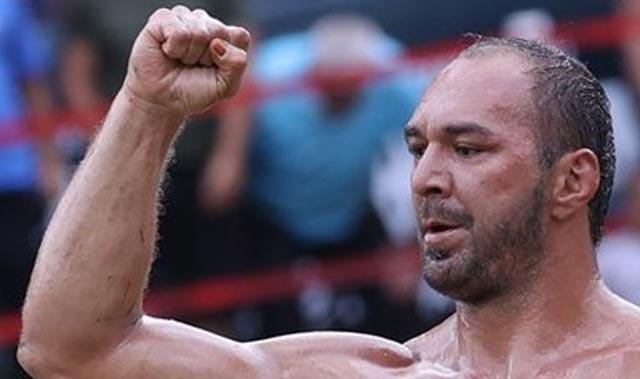Son dakika: Kırkpınar'da başpehlivan Ali Gürbüz oldu!