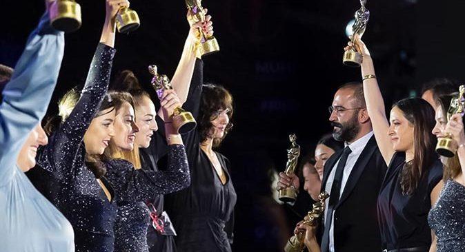 Altın Portakal'da ödül heyecanı başlıyor