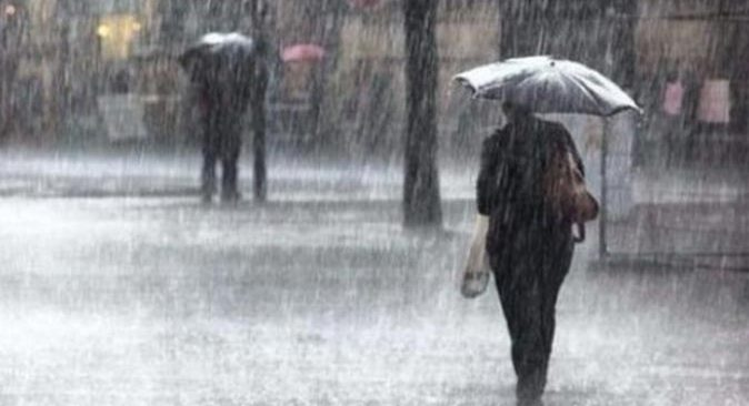 Meteoroloji'den Antalya'daki 5 ilçeye yağış uyarısı
