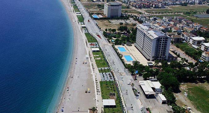 Antalya'da hava sıcaklığı düşecek