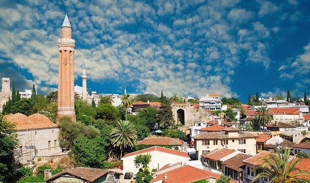 19 Temmuz Pazartesi Antalya'da hava durumu!