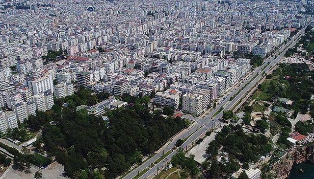 Buradan ev alan yaşadı! İşte Antalya'nın en değerli ilçesi