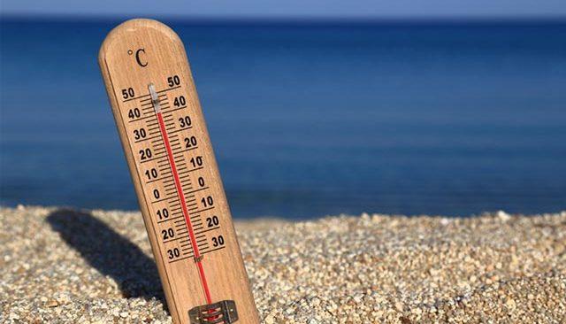 28 Temmuz Çarşamba Antalya'da hava durumu... Harita kırmızıya döndü