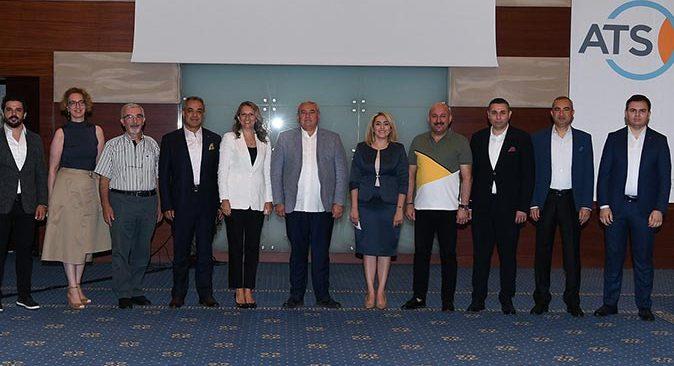 ATSO Başkanı Davut Çetin: Ekonomimiz turizm ve tarıma bağlı