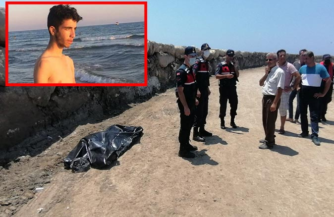 Antalya'da kayıp olarak Barış Alagöz ölü bulundu