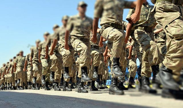 Bedelli askerlik ücreti belli oldu! 1 Temmuz itibarıyla geçerli yeni liste...