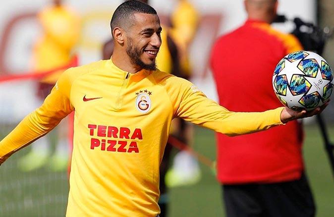Younes Belhanda resmen Adana Demirspor'da