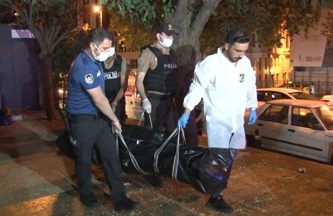 İstanbul'da taksi durağının arkasında ölü bulundu