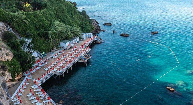Antalya'da bu plajlara giriş ücreti yok