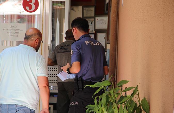 Antalya'da 32 yaşındaki Caner Can pansiyonda ölü bulundu