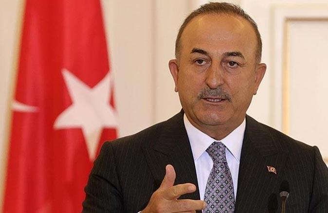 Bakan Mevlüt Çavuşoğlu: Yaklaşık 30 milyon liralık destek ödenmeye başladı