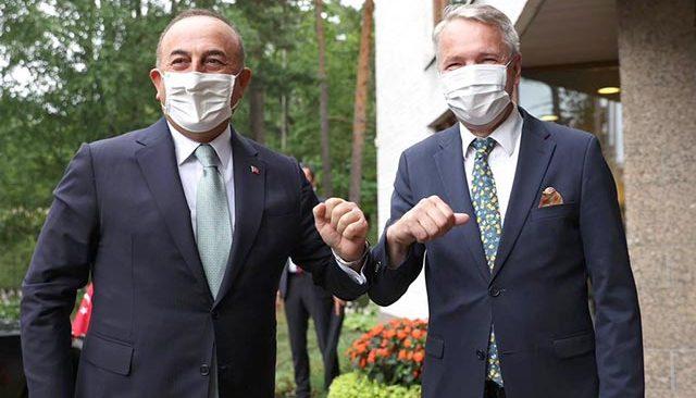 Bakan Çavuşoğlu: Afganistan'ın ekonomik kalkınmasına destekleyebiliriz