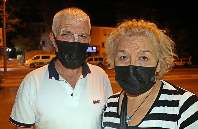Antalya'da işitme engelli Gülşen ve Osman Aydın çifti darp edildi