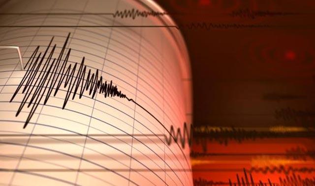 Tatilci akınına uğrayan Datça'da 4,2 büyüklüğünde deprem