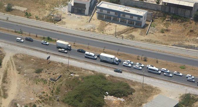 Antalya'da sürücülere 2 milyon 100 bin TL idari para cezası uygulandı