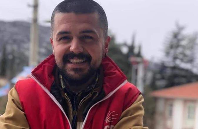 Konyaaltı CHP Gençlik Kolları Başkanı Deniz Demiral hayatını kaybetti