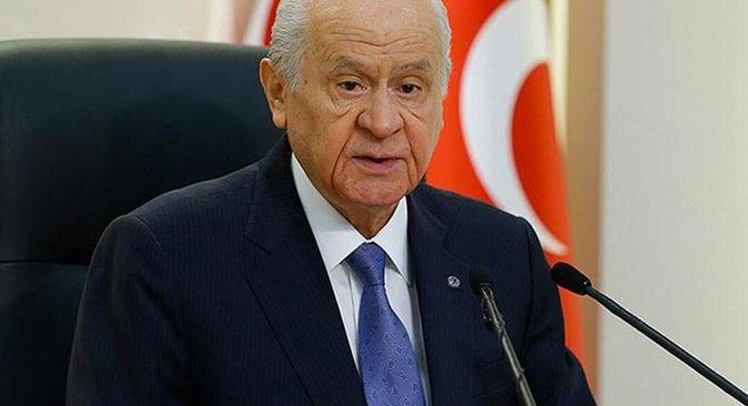 MHP lideri Devlet Bahçeli: Anadolu coğrafyası nasıl vatanımızsa, Kıbrıs da öyledir