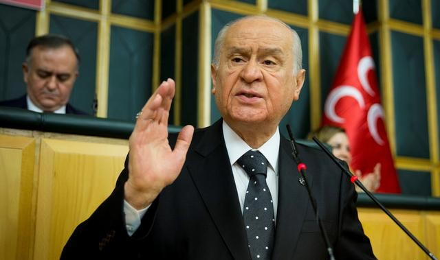MHP Genel Başkanı Bahçeli'den AYM'nin Gergerlioğlu kararına tepki