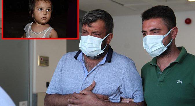 2 yaşındaki Ecrin'in cansız bedeni bulundu! Baba gözyaşlarına boğuldu
