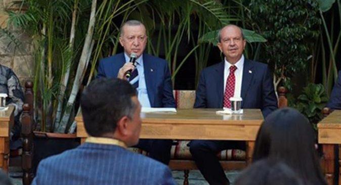 Cumhurbaşkanı Erdoğan: Cümle aleme ilandır