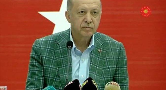 Son dakika... Cumhurbaşkanı Erdoğan açıkladı! Milas'taki yangınla ilgili bir kişi gözaltına alındı