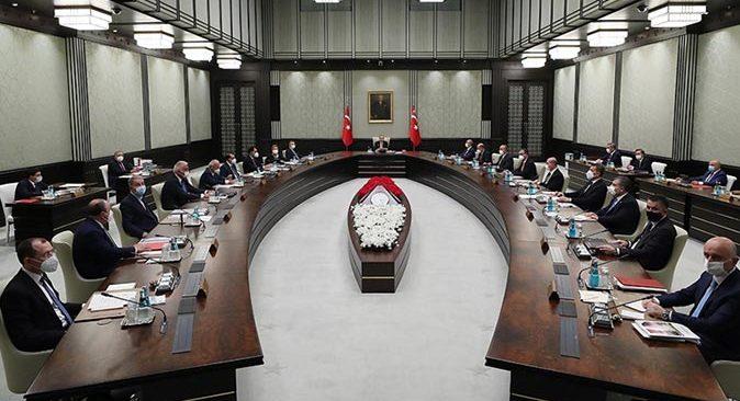 Cumhurbaşkanlığı Kabinesi yarın toplanacak!