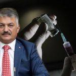 Antalya Valisi Ersin Yazıcı'dan aşı çağrısı: Bir an evvel aşı olalım